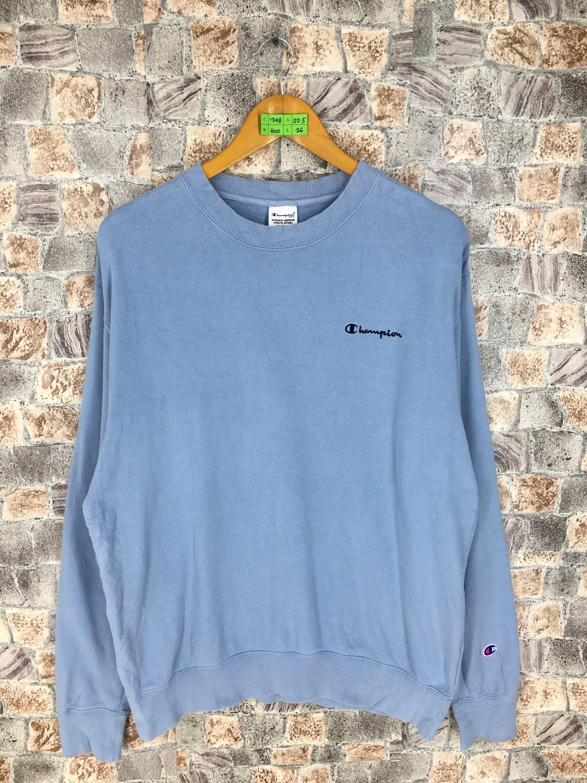 Vintage 90s Champion Usa Jumper Mens Large Streetwear Champion Etsy Champion Sportswear Long Sleeve Tshirt Men Champion Jacket [ 3000 x 2250 Pixel ]