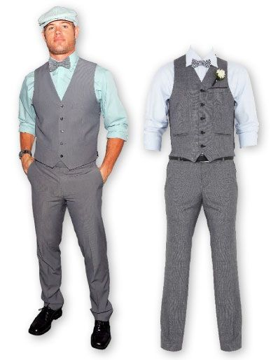 94d68029d5f Thinking of Vest and bow ties for my Groom and his Groomsmen  suitandtie
