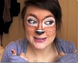 reindeer makeup  google search  the most wonderful time