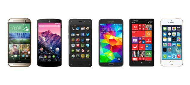 How Amazon S Fire Phone Compares To Its Toughest Competition Amazon Fire Phone Fire Phone Phone