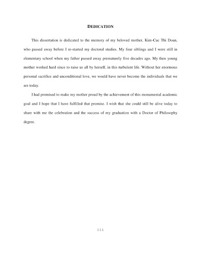 Dedication Template For Thesi Google Search Dissertation Work Hard Best Dedications