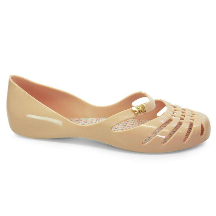 70cd9d86a Sapatilha Grendene Zaxy Sugar - 16497 - Bege/Bege | GRENDENE | Shoes ...