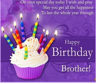 Happy Birthday Quotes For Brother Who Passed Away Happy Birthday Brother Quotes Happy Birthday Brother Birthday Wishes For Brother