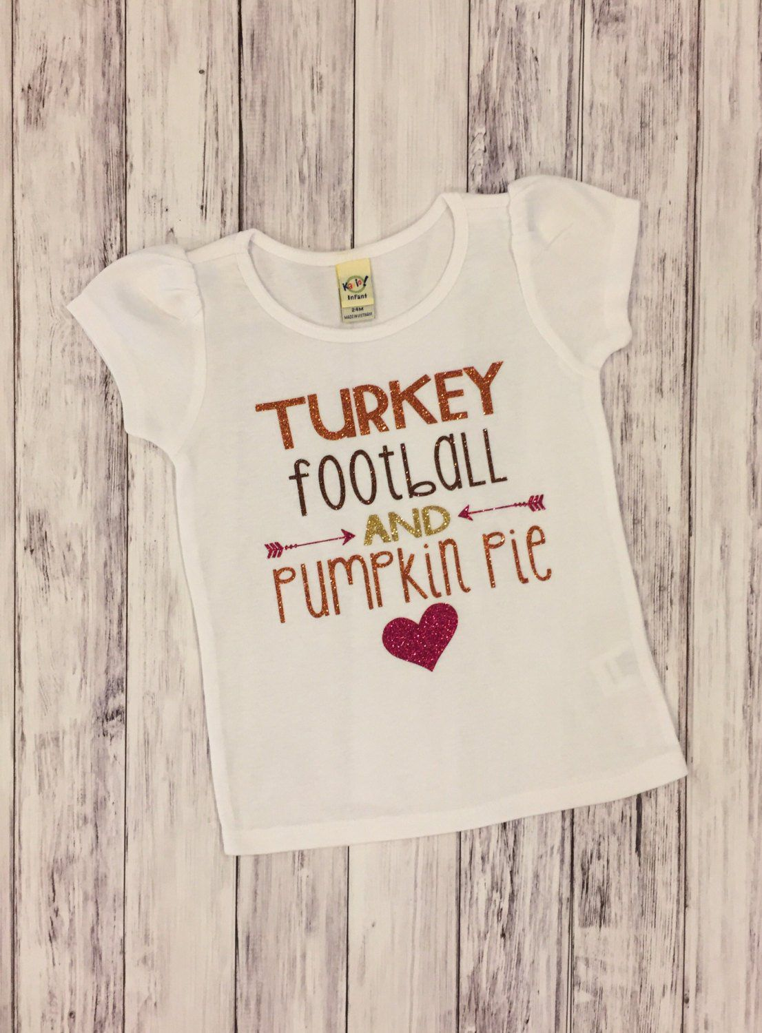 abcc9db76773a Turkey football pumpkin pie shirt, thanksgiving, thanksgiving shirt ...