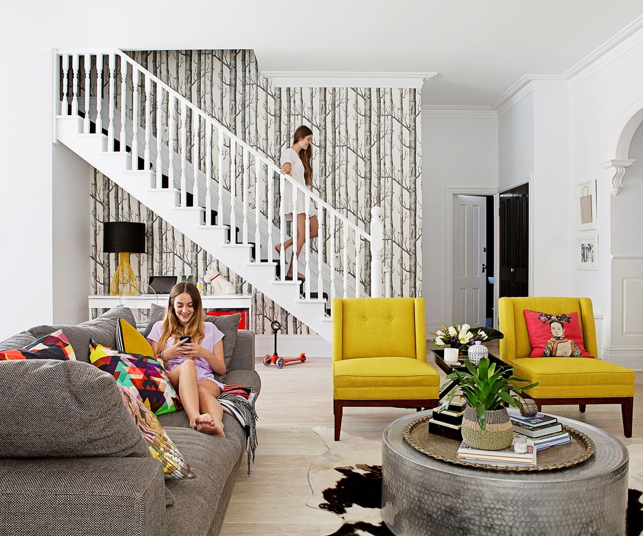 Gallery Kirk and Suzanne's Perth cottage renovation