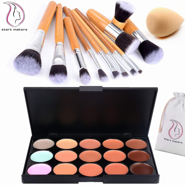 Start Makers ® 15 Colors Ultra Contour Palette Kit