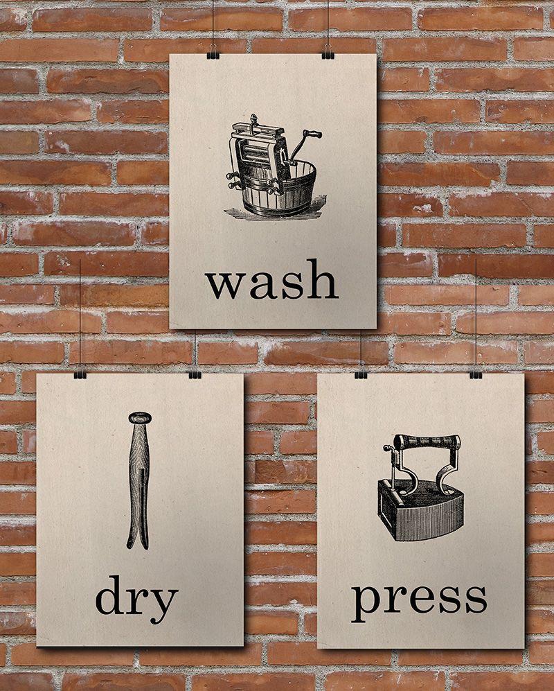 15 Laundry Room Free Printables Laundry room printables