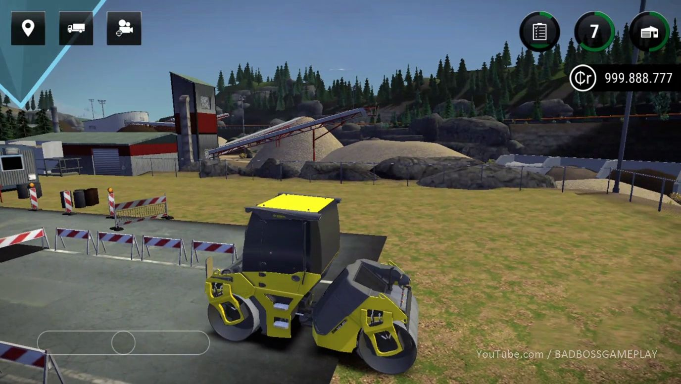 ConstructionSimulator3 #TandemRoller #Android #IOS #Gameplay