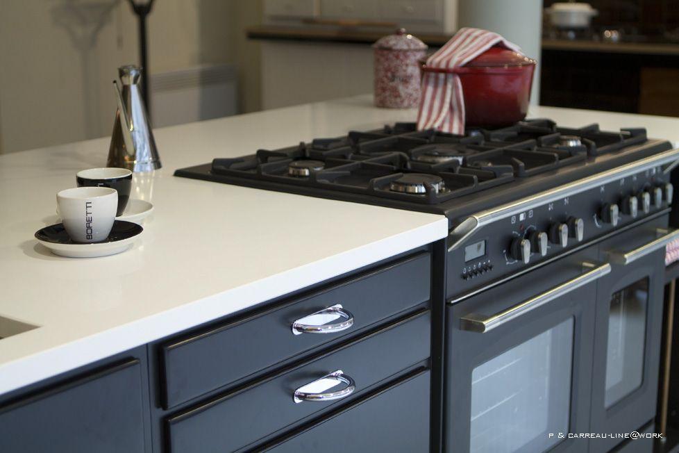 gerestaureerde cubex in de toonzaal van p carreau line work cubex keukens pinterest. Black Bedroom Furniture Sets. Home Design Ideas