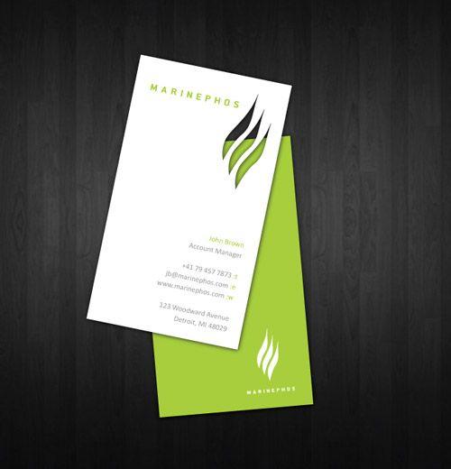 Businesscard Design Reklame Und So Visitenkarten Design