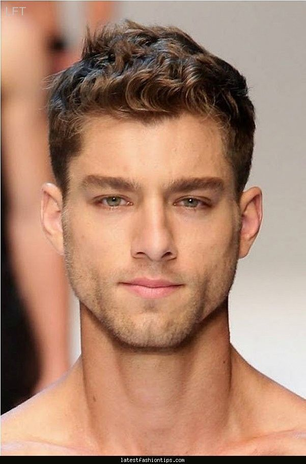 Cool Haircuts For Guys With Curly Hair Latestfashiontips Curly