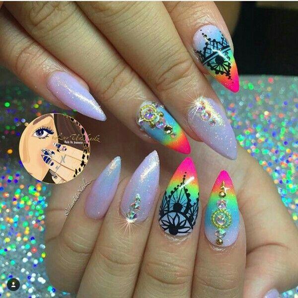 Pin by Georgia Atl Mantzana on nails | Pinterest | Perms, Nail nail ...