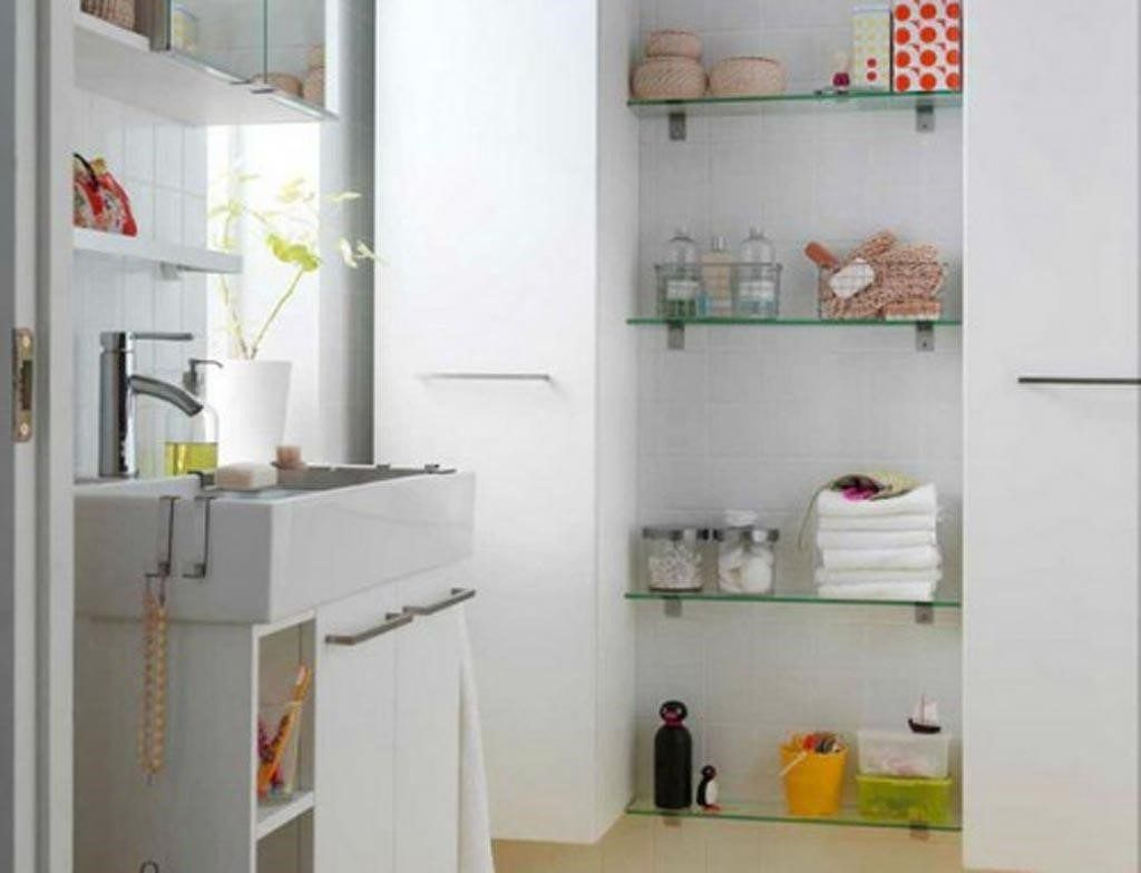 Bathroom Glass Shelves Ideas   Bathroom Decor   Pinterest   Ideas ...