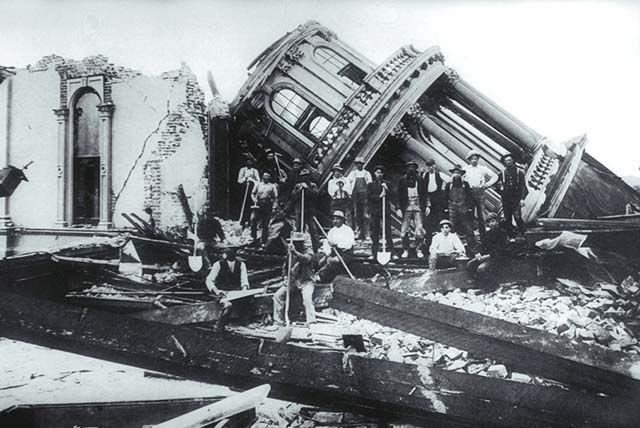 San Francisco in Ruins by George Lawrence The 1906 earthquake in San Francisco George Lawrence San Francisco...