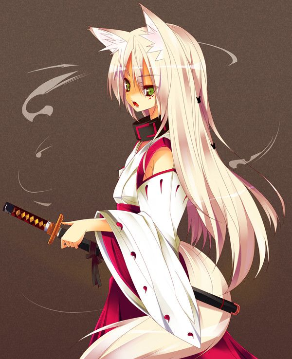White Kitsune Woman | www.pixshark.com - Images Galleries ...