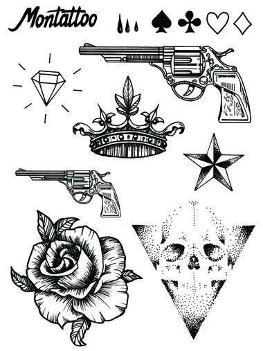 Adobe Photoshop Pdf Playing Card Tattoos Card Tattoo Designs