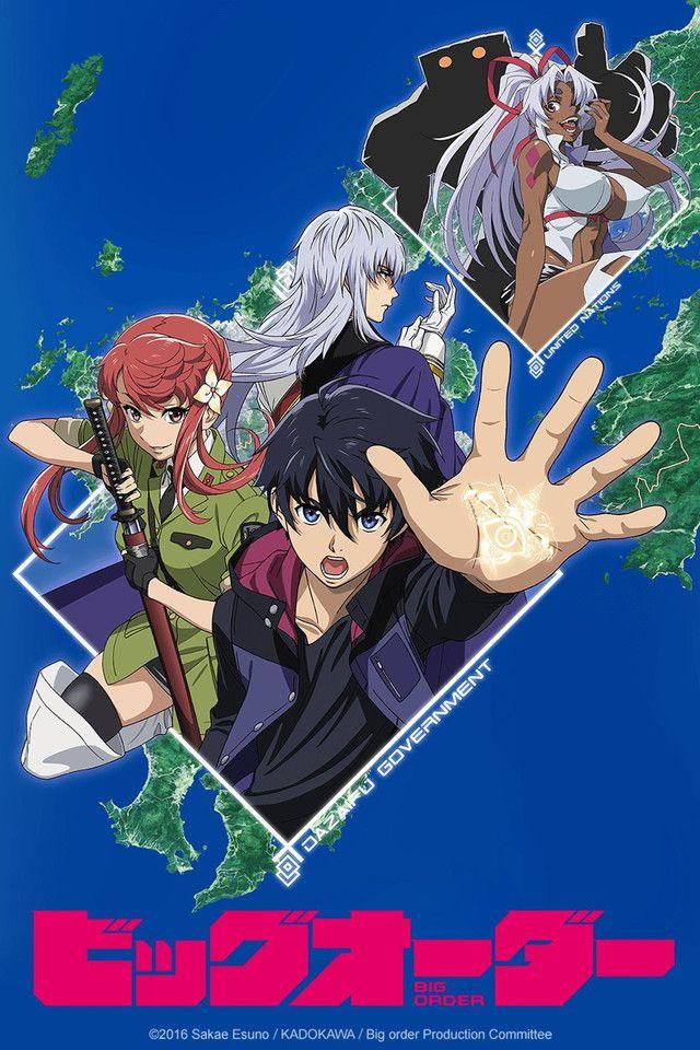 Big Order Animes