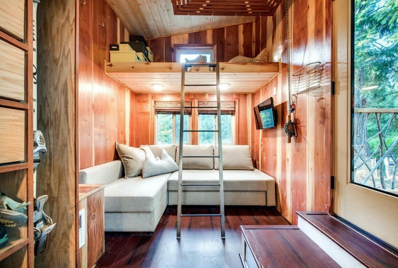 Mountaineer Tiny Home With Rooftop Deck 004