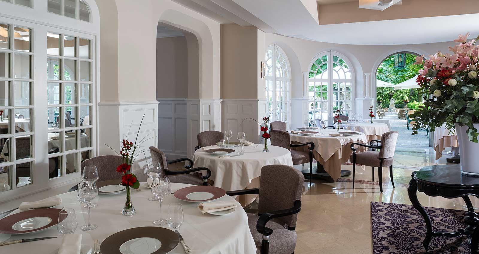 Restaurant Gastronomique à Aix En Provence | Hotel Le Pigonnet