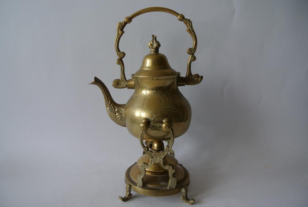Sliczna Mosiadzowana Buliera Z Podgrzewaczem 6010018696 Oficjalne Archiwum Allegro Table Lamp Novelty Lamp Lamp