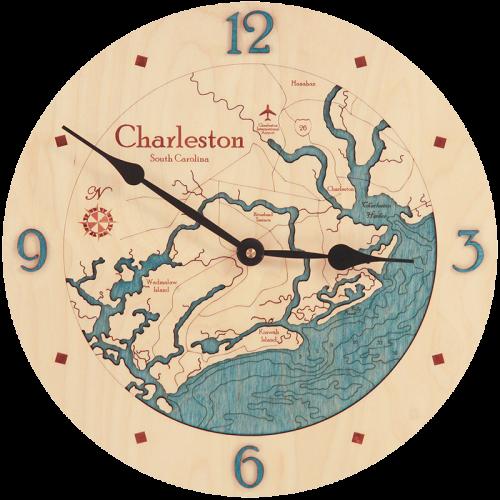 Charleston - Clock