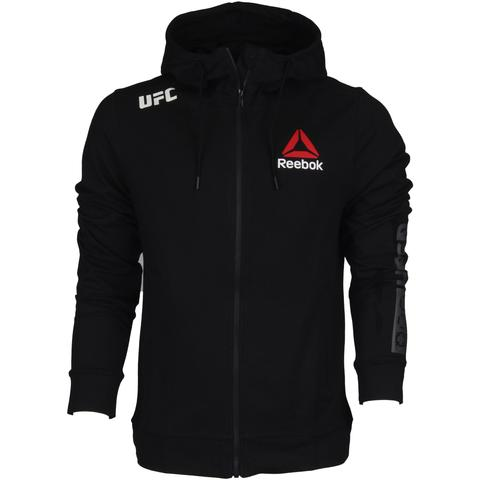 Reebok Ufc Fight Night Walkout Hoodie Own The Official