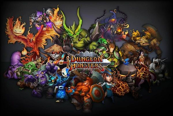 Dungeon Monsters Android Apk Mod Download Dungeon Monsters ...