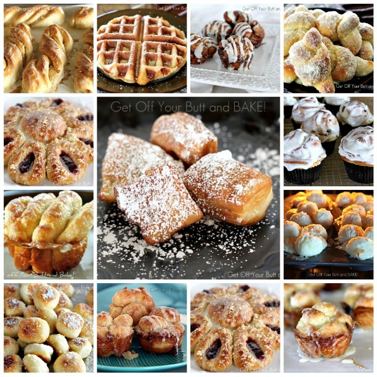 Rhodes dough recipes