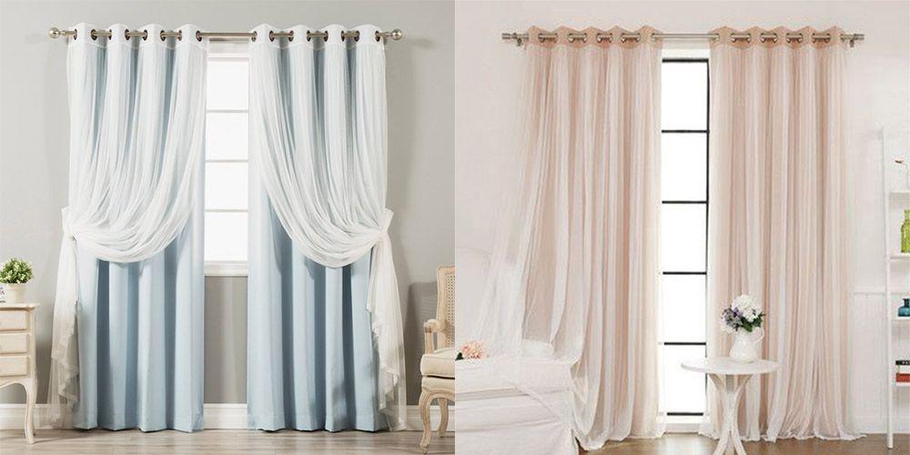 дизайн штор для спальни 5