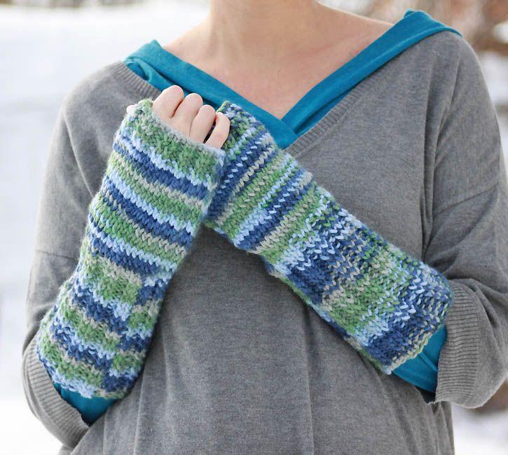 Fingerless Gloves Knitting Pattern Gina Michele Fingerless