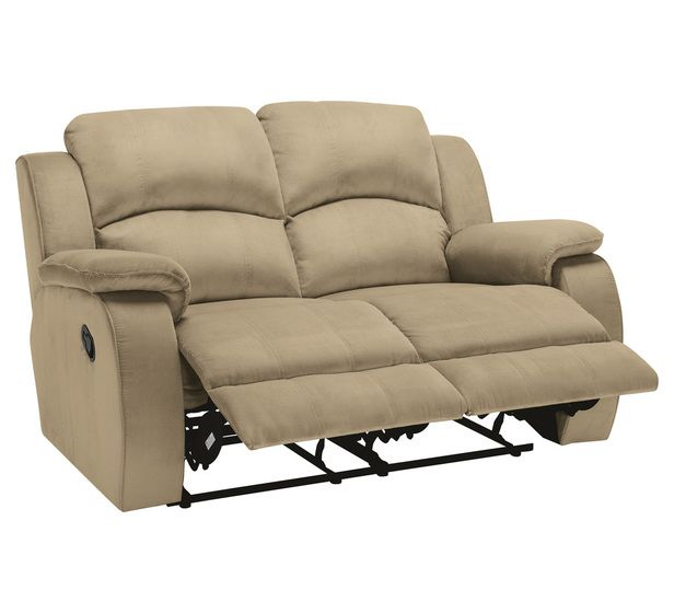 Venice 2 Seater Sofa With Reclining Seats Recliner Reclining Sofa 2 Seater Sofa