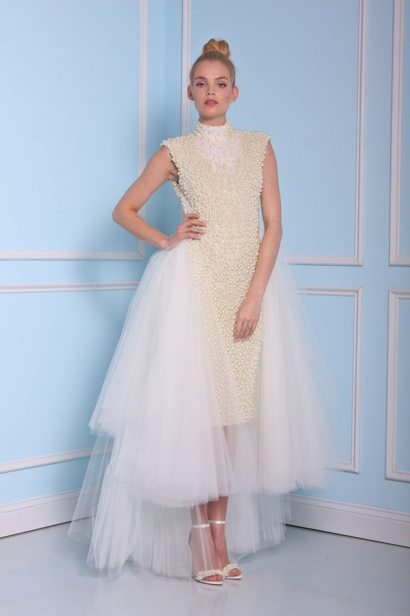Wedding dress by Christian Siriano wedding dresses 2016 | fabmood.com