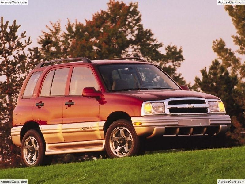 Chevrolet Tracker 2001 Chevrolet Chevrolet Malibu Chevrolet Suburban