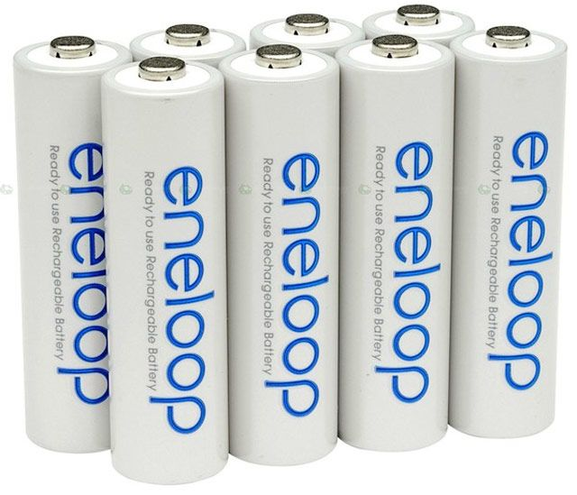 The Best Rechargeable Aa And Aaa Batteries Rechargeable Batteries Recharge Batteries