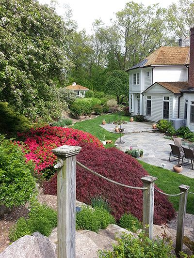 Lawn Solutions Offers Lawn Fertilization And Organic Tick Control Programs Serving Lower Fairfield County Ct Greenwich Stamford D Outdoor Spaces Lawn