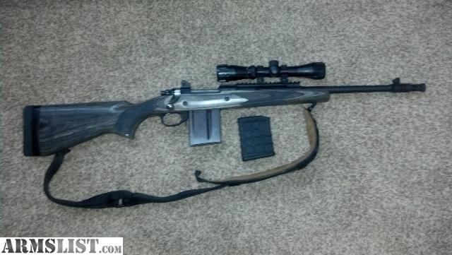 Gunsite Scout Rifle Armslist For Saletrade Ruger Gunsite Scout
