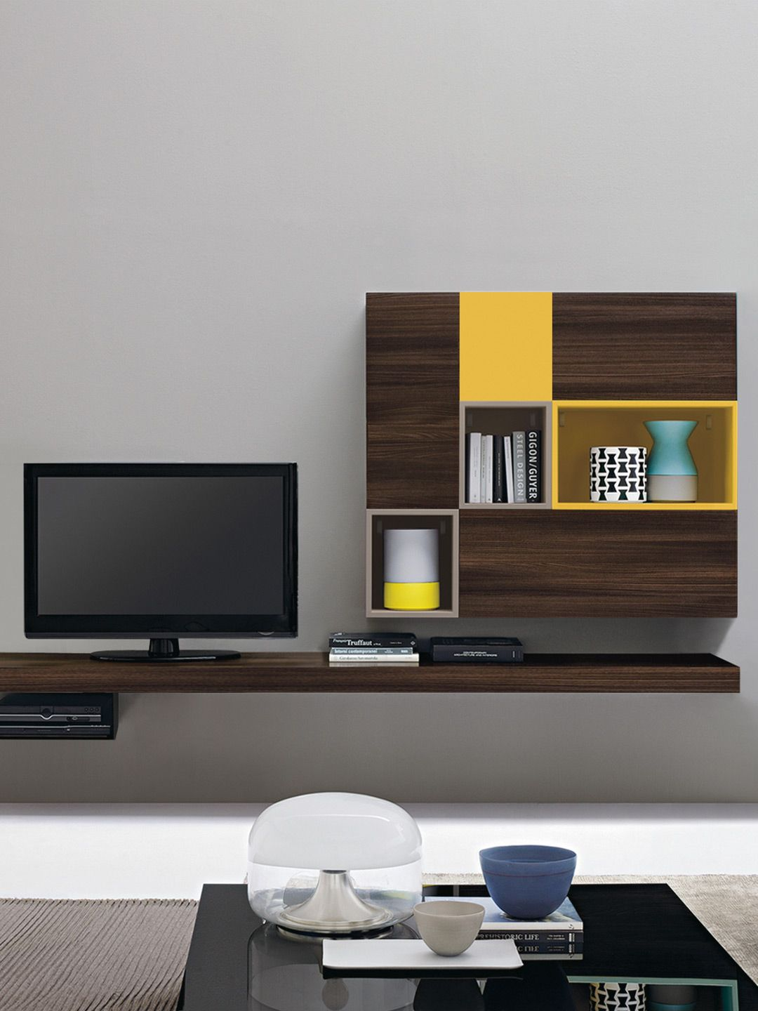 Ferrara Wall Unit Home Furniture Pinterest # Muebles Fiasini