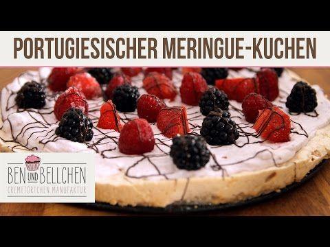Portugiesischer Meringue-Kuchen - BakeClub