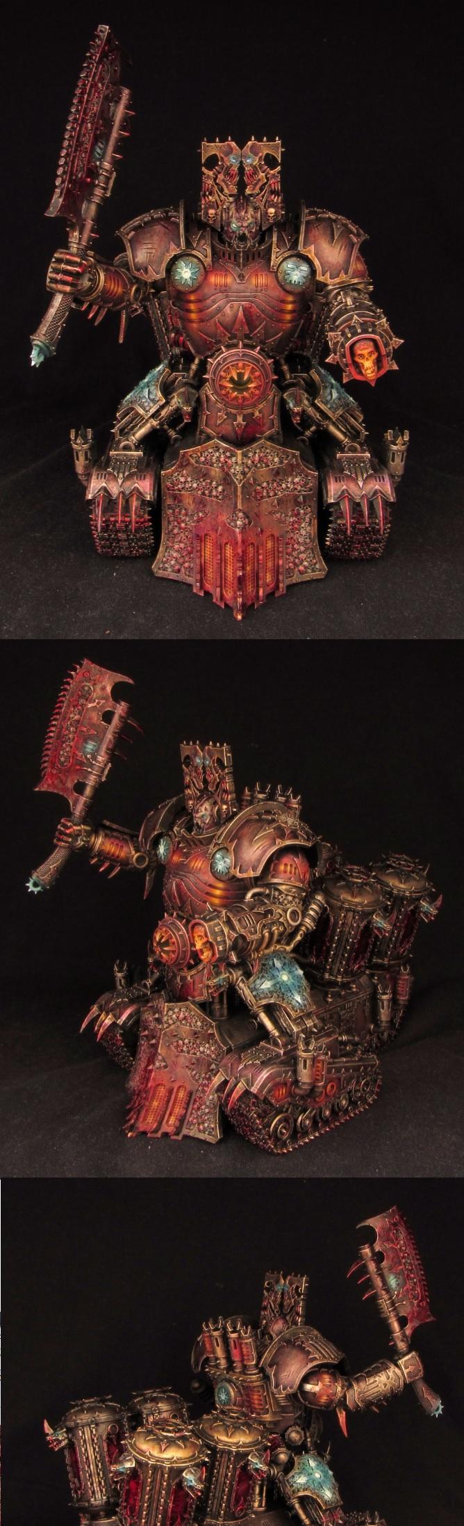 Warhammer 40k   Chaos Space Marines   Khorne Lord of Skulls #warhammer #40k #40000 #wh40k #wh40000 #warhammer40k #gw #gamesworkshop #wellofeterntiy #miniatures #wargaming #hobby #tabletop