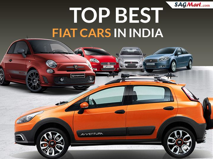 Get the more detail about the list of best Fiat Cars in India with