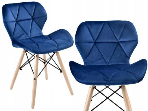Krzeslo Tapicerowane Welurowe Skandynawskie Loft 149 Zl Allegro Pl Raty 0 Darmowa Dostawa Ze Smart Ciele Stan Nowy Id Ofer Furniture Home Decor