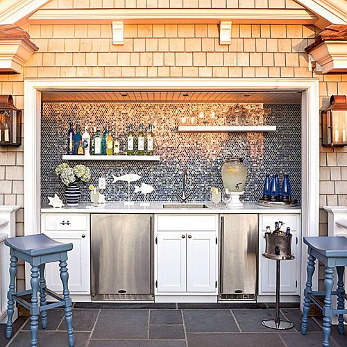 5 great ways to update your bar coastal living