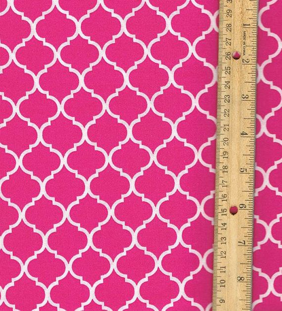 Pink Floral Fabric Windham Fabrics By The Yard Quilt Bright