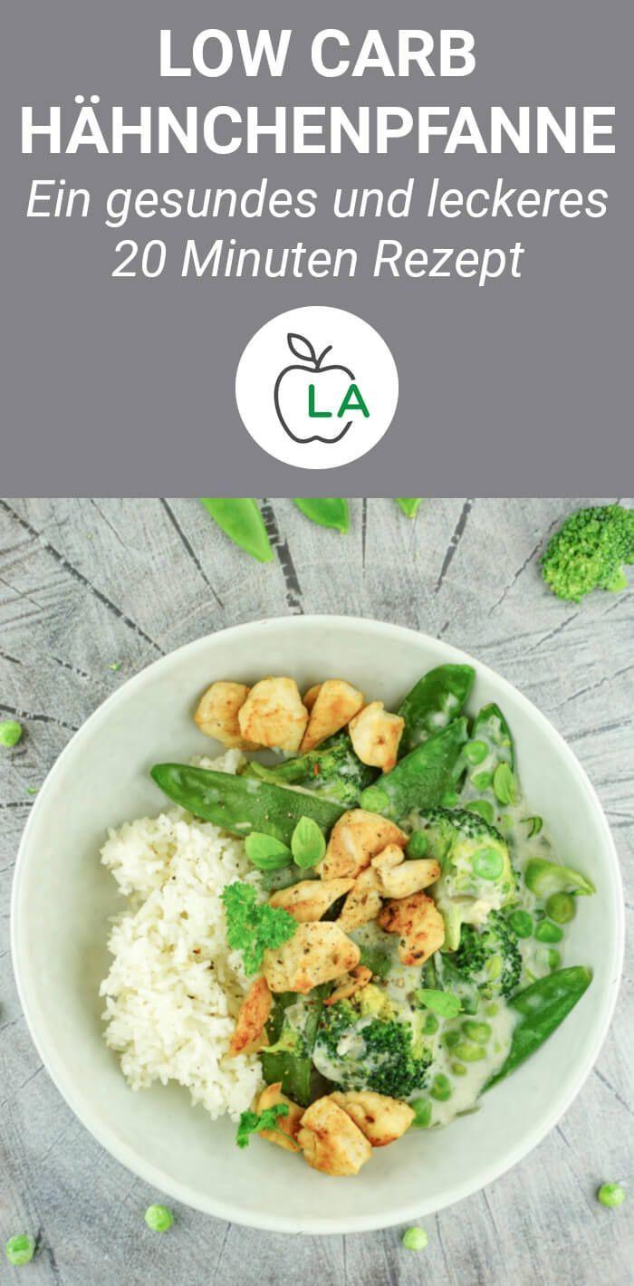 Pentola di pollo verde a basso contenuto di carboidrati – sana, ipocalorica e deliziosa