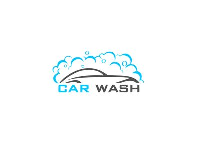 Car Wash Logo | Vector Brand Desing | Pinterest | Car wash and Logos