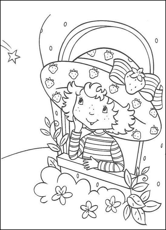 emily erdbeer ausmalbilder 21 | malvorlagen, ausmalen und