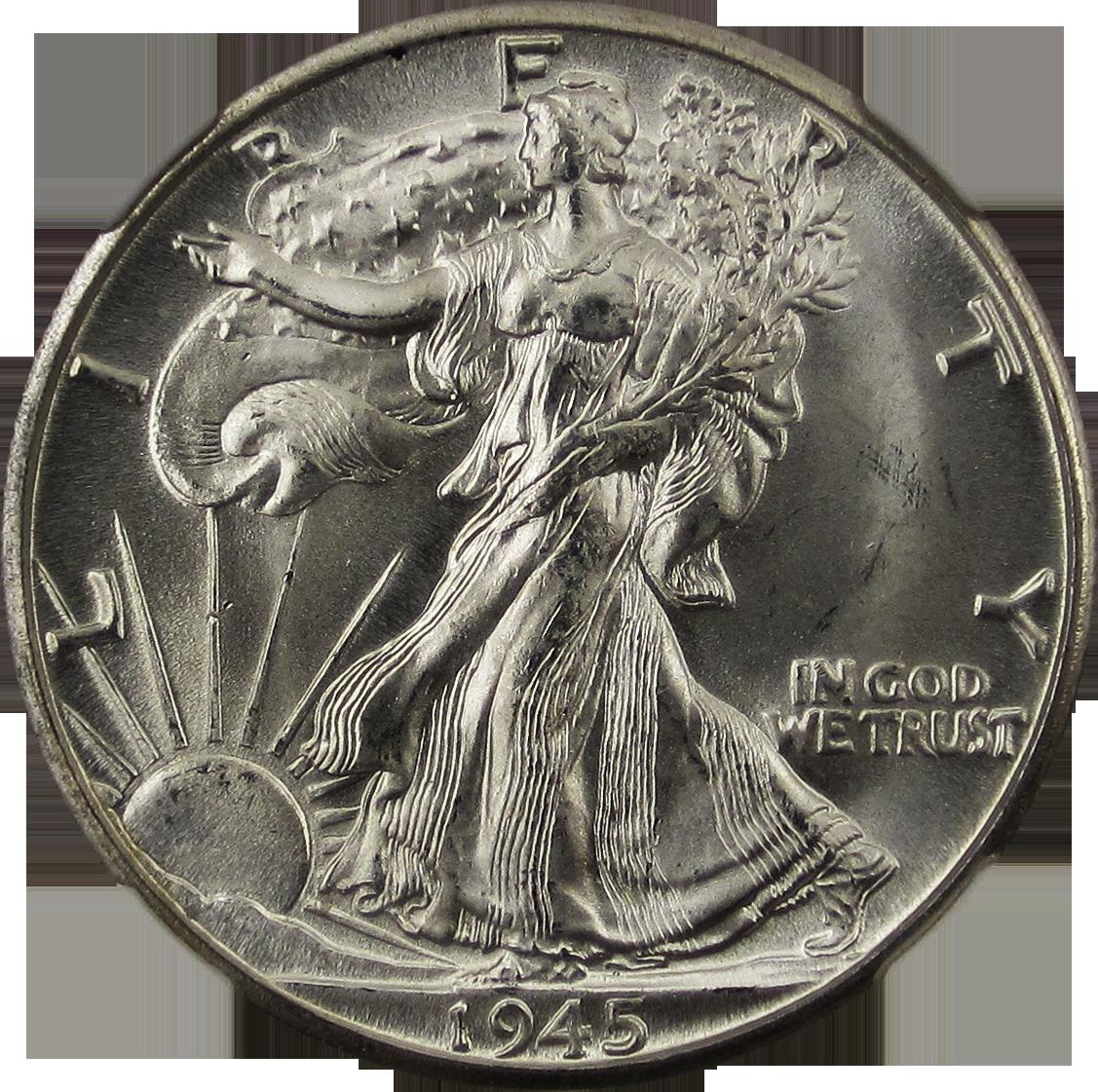 Walking Liberty half dollar - Wikipedia   Coins in 2019