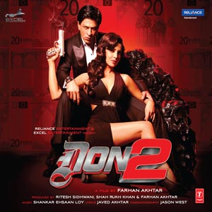 Don 2 Songs Download Don 2 Mp3 Songs Online Hungama Don 2 Latest Music Videos Listen To Free Music