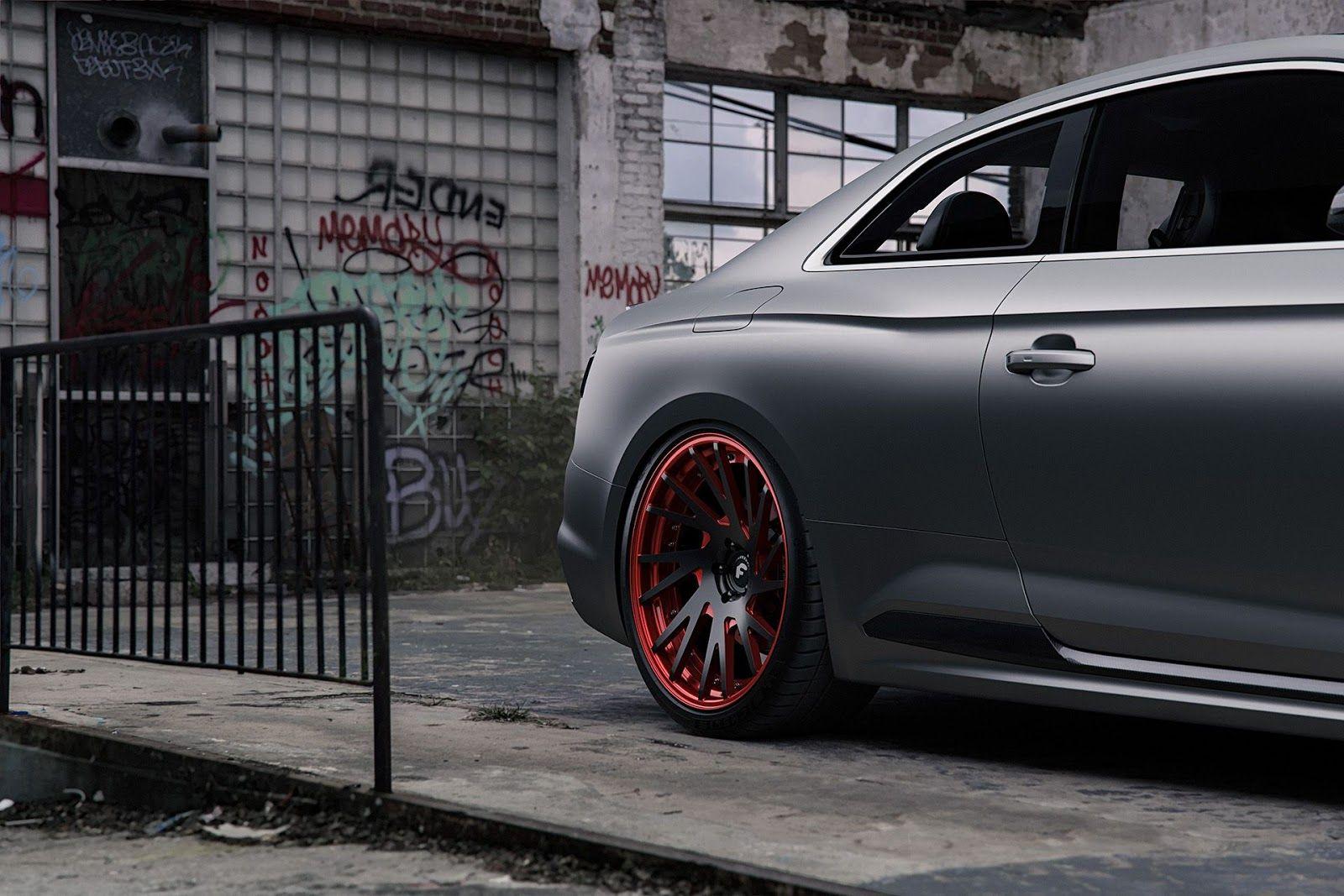 matte grey audi rs5 is a smooth criminal dream cars pinterest rh pinterest com