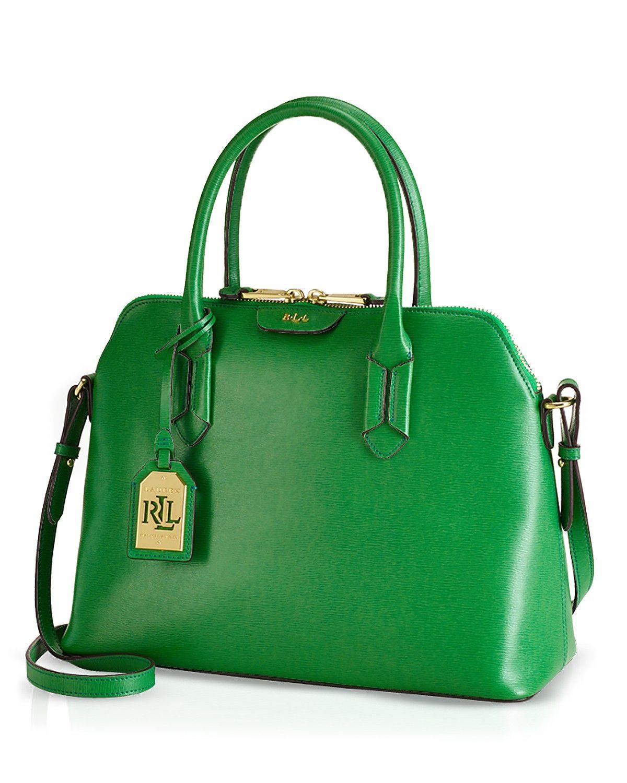 18bcfc288ee Lauren Ralph Lauren Satchel - Tate Dome | Bloomingdale's Ralph Lauren Purses,  Ralph Lauren Handbags